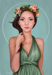 Fleur by zsami