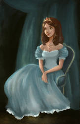 Lady Portrait by zsami