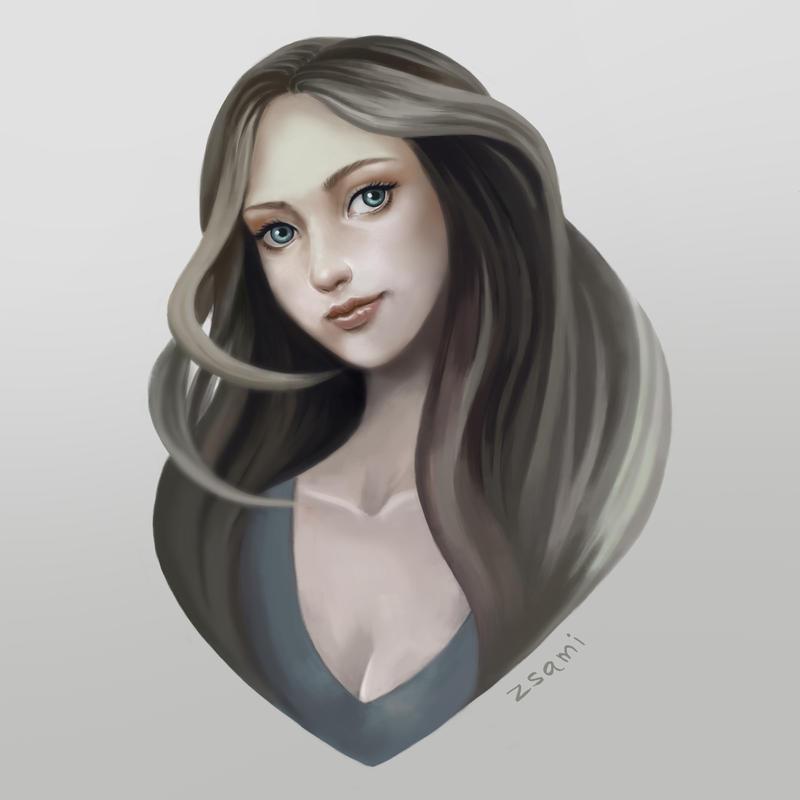 Femme by zsami