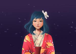 Naoko - The Wind Rises