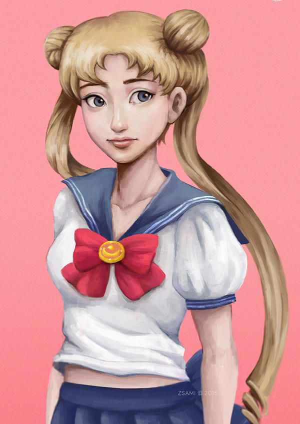 Usagi-chan by zsami