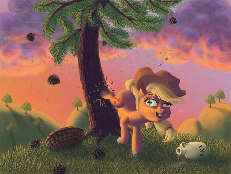 Silliest pony by AWildDrawfagAppears