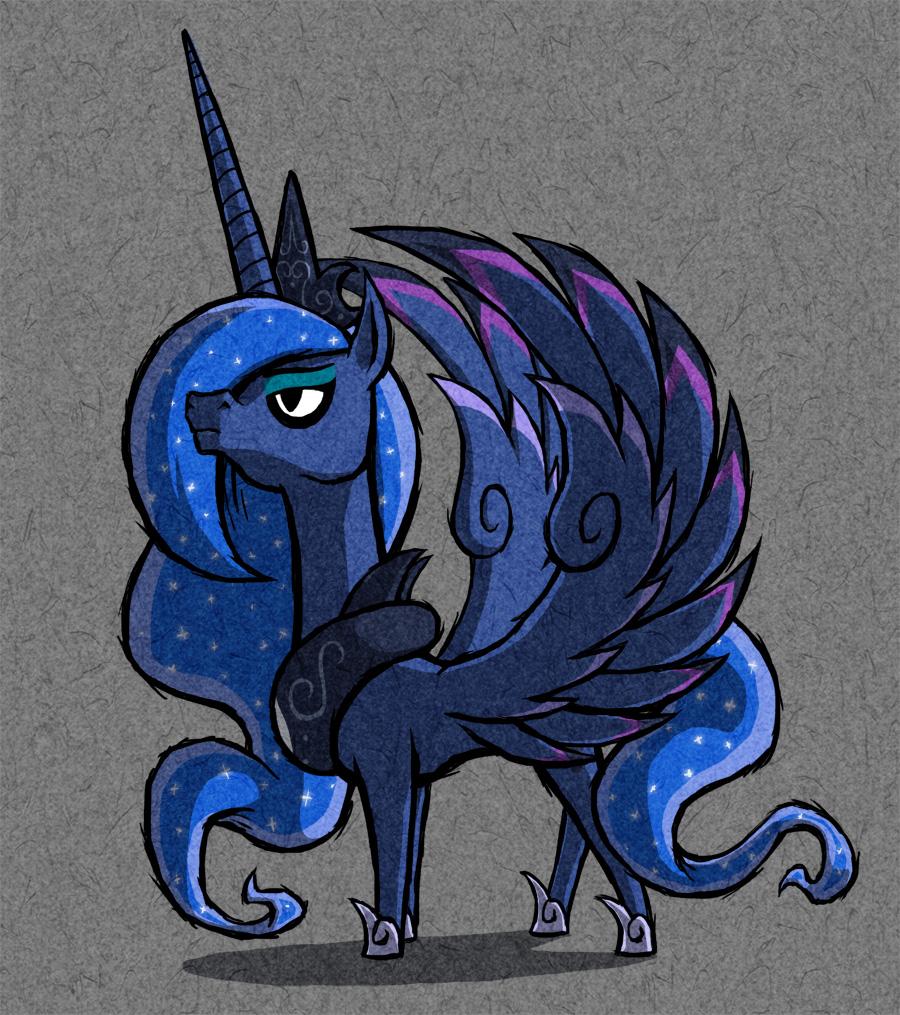 Wind Waker - Luna by AWildDrawfagAppears