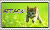 Attack stamp by Neko-Tan
