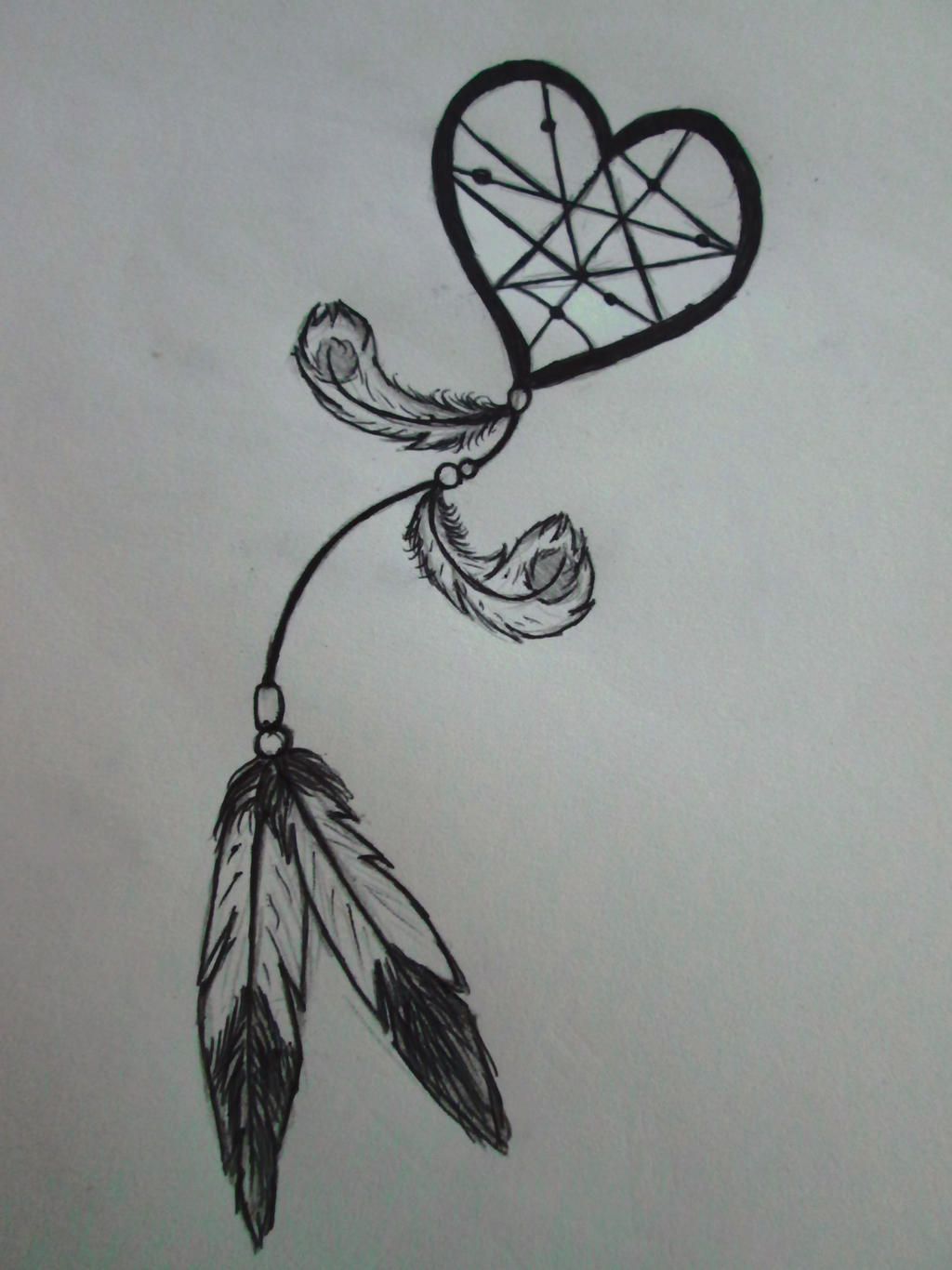 Dreamcatcher Tattoo by...