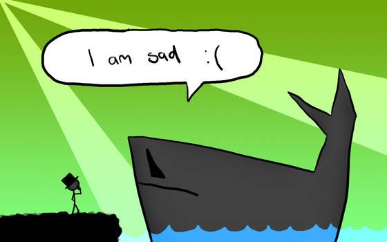 sadwhale