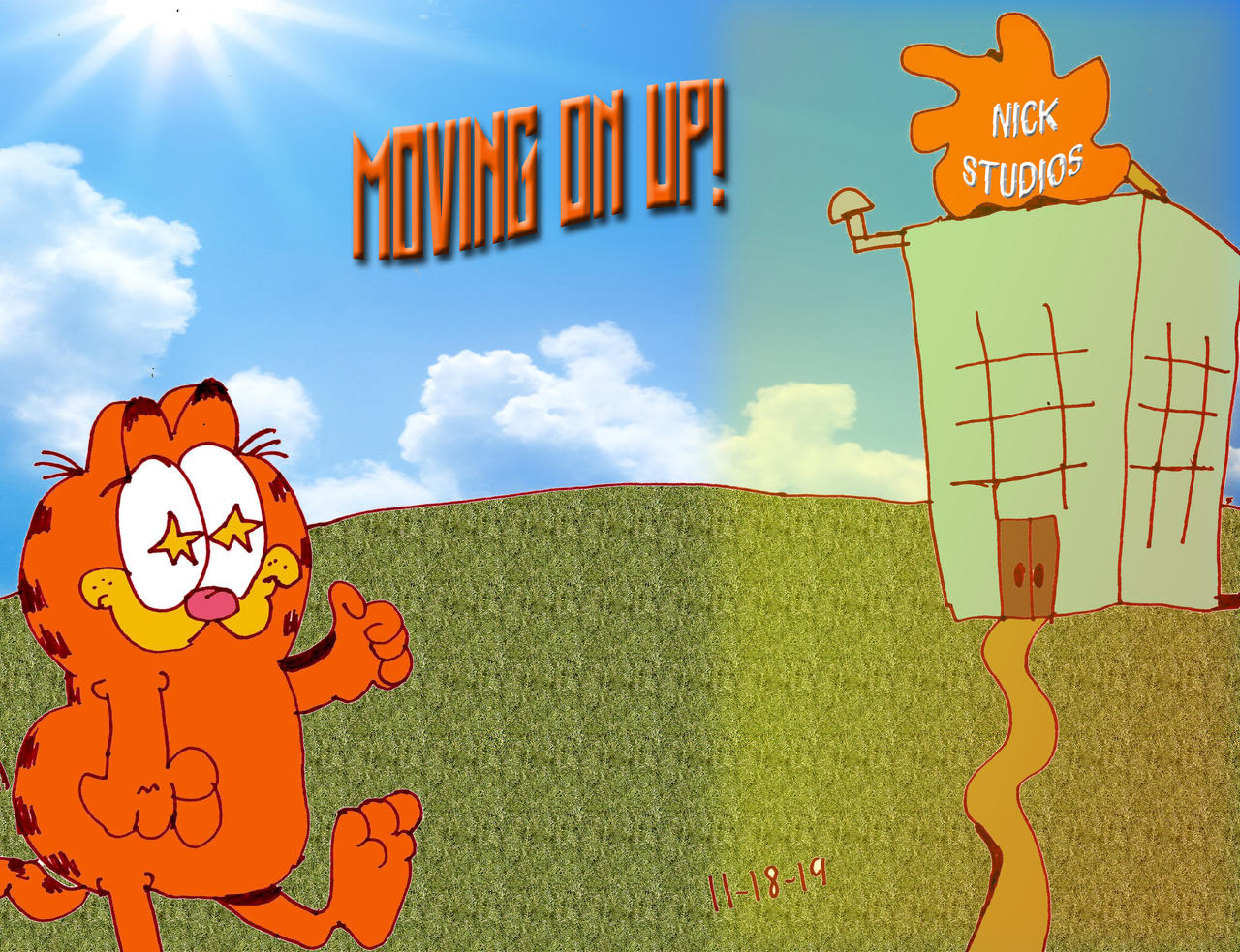 Moving On Up By Rymaster2014 On Deviantart