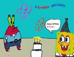 A Krabby Birthday by rymaster2014