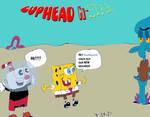 Cuphead Co-Star by rymaster2014