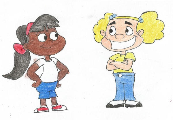Art Request Charity And Aka Race Switch By TheFranksterChannel On