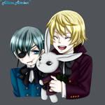 Ciel y Alois by Allis-SRM