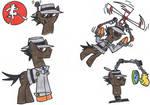 Inspector Gadget MLP