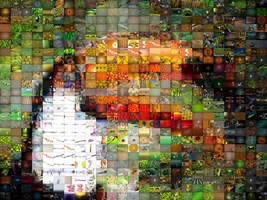 Mosaik toukan