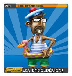 Les Efdeudesiens - Le Pere