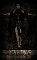 Vampire Attack by BlackCometCometh