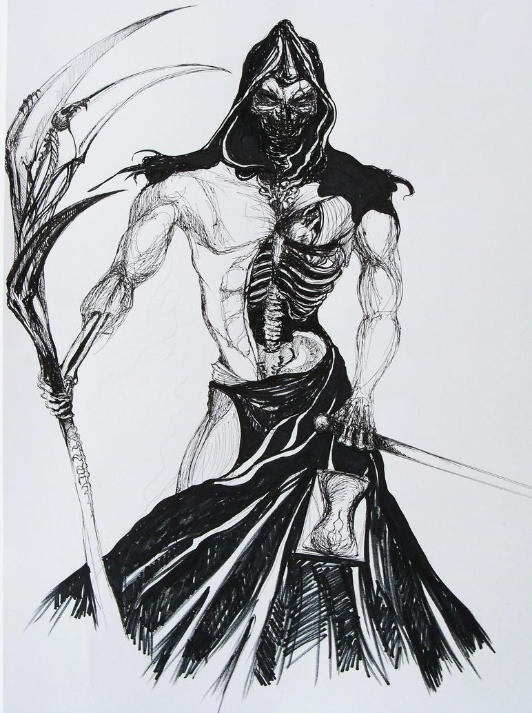 Psychopomp by dead01