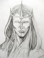 Wraith King by dead01