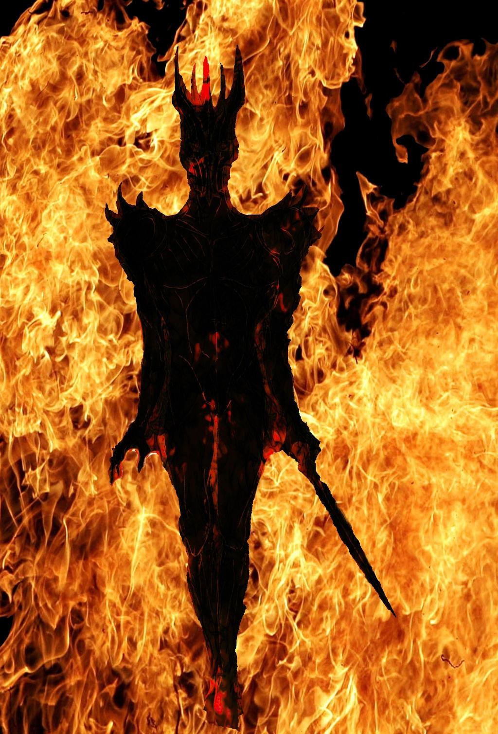 Sauron by dead01