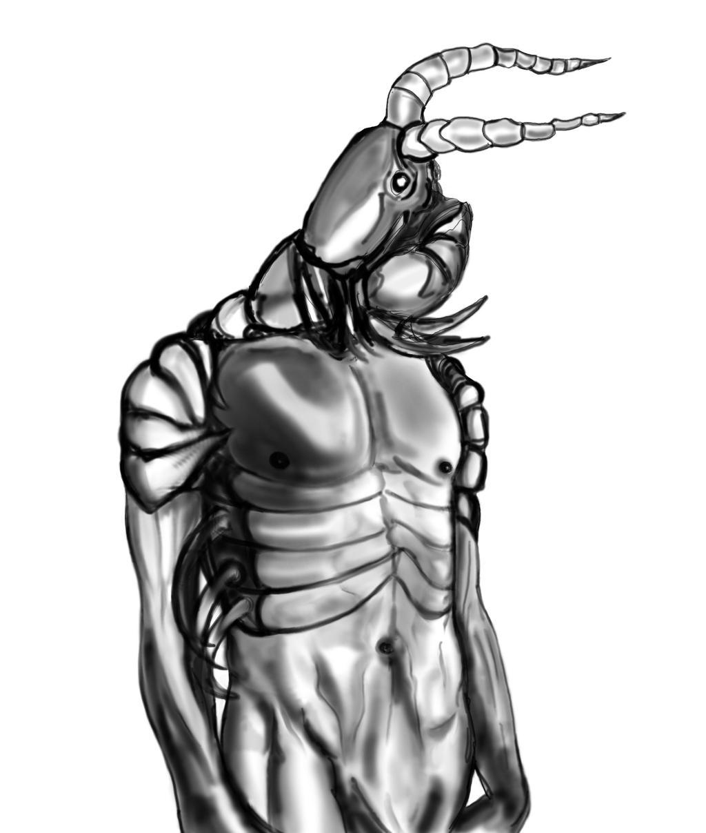 Human Centipede by dead01