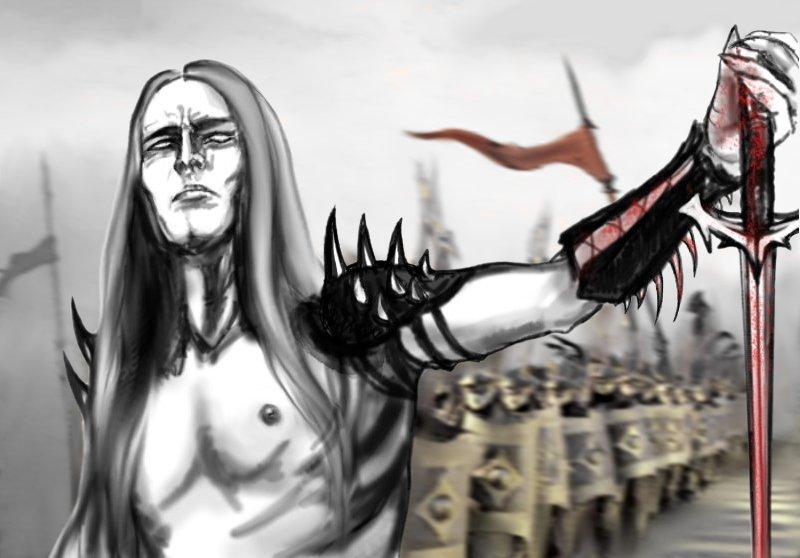 King of Rhun by dead01