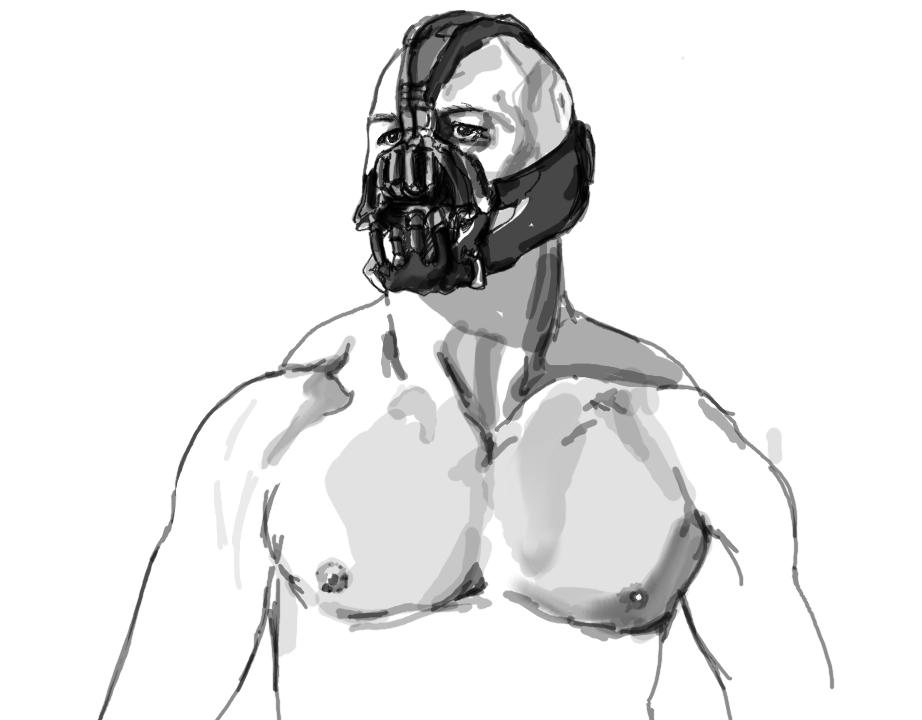Bane II by dead01