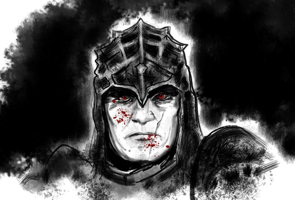 Hammer war paint by dead01
