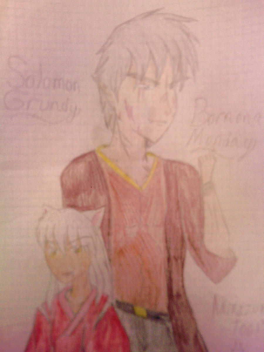 how to draw solomon grundy