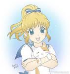Friend Neko-chan