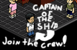 Captain Of Habbos by PhoenixG