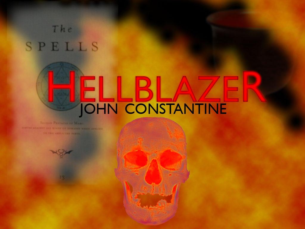 Hellblazer Wallpaper