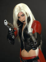 Devil photosesion III by Core-Ray