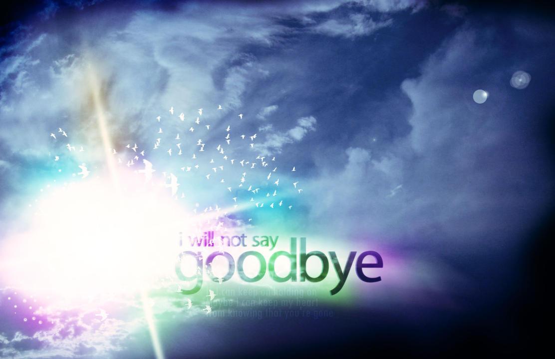 Goodbye by Siren2k4
