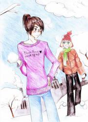 Winter Holidays by FloweRose