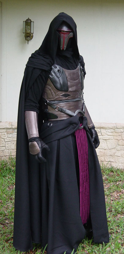 Darth Revan Costume by MyWickedArmor