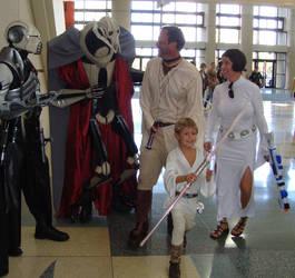 Star Wars Celebration Grievous by MyWickedArmor