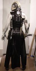 Sith Stalker Costume Rear by MyWickedArmor