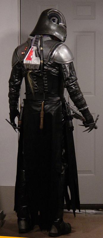Lord Starkiller Costume by MyWickedArmor