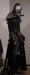 Lord Starkiller Costume Defend by MyWickedArmor
