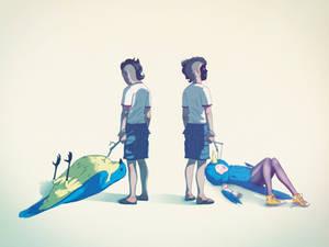 Pretty Please: Oh Blue Bird 01