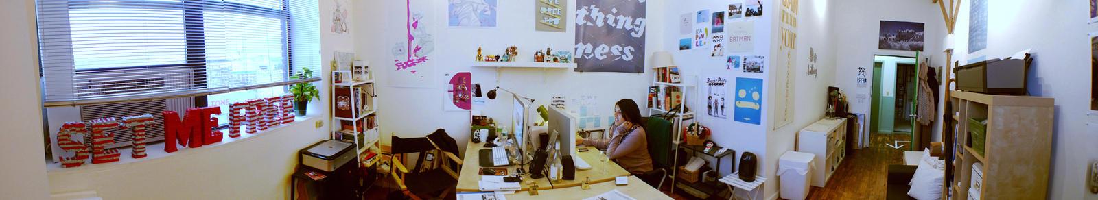 Open Studio Panorama 01