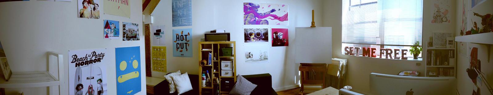 Open Studio Panorama 02