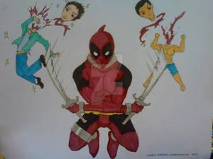 Deadpool commission