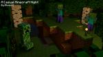 A Casual Minecraft Night