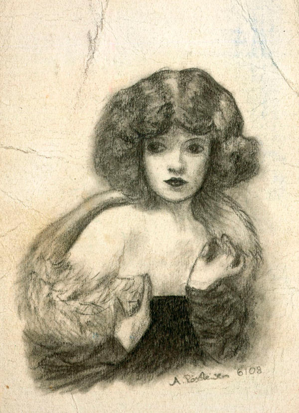 portrait by Cidranja