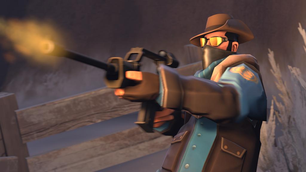 Sniper by Divanchik12