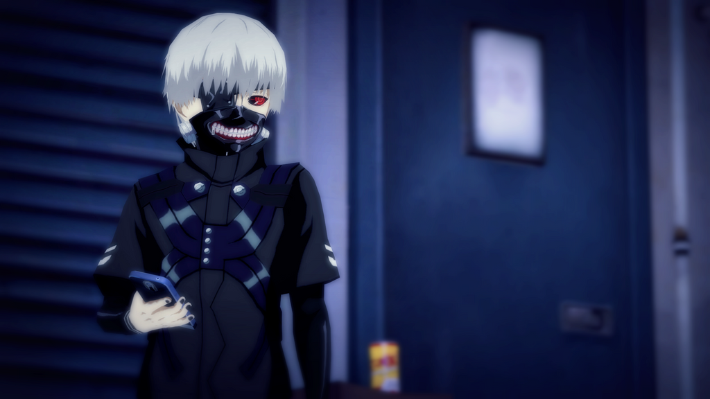 Kaneki by Divanchik12