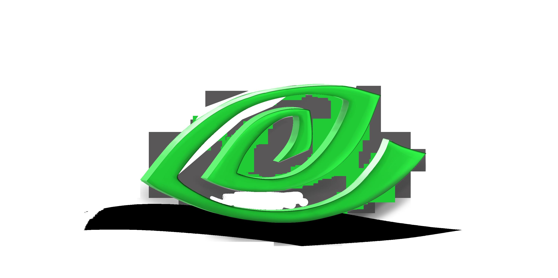 Paint Study - Nvidia Logo by FelipeRuby