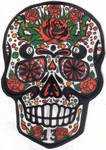 Old skool mexican skull