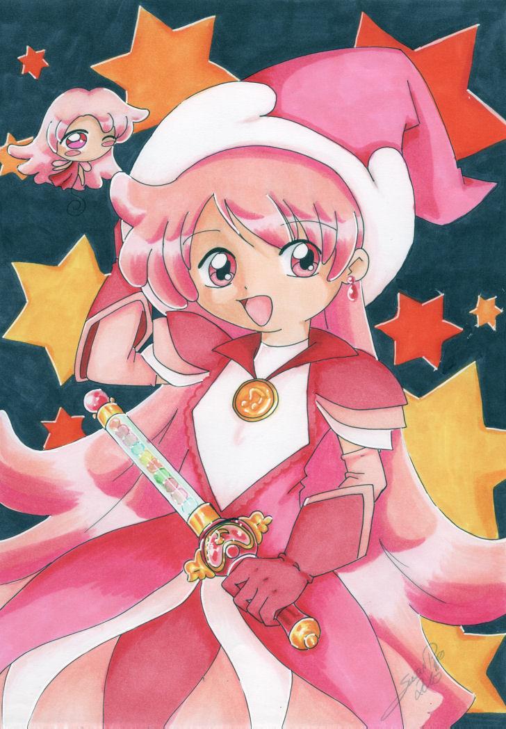 Pretty Witch Fami by ShioAtemu