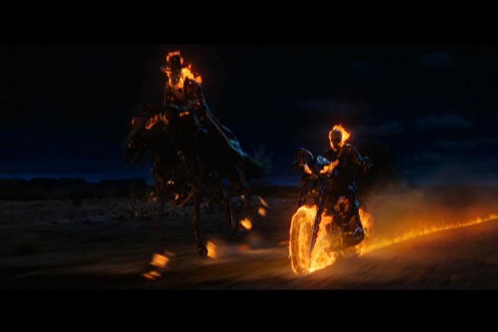 Ghost Rider Passing The Torch by Thrumm on DeviantArt